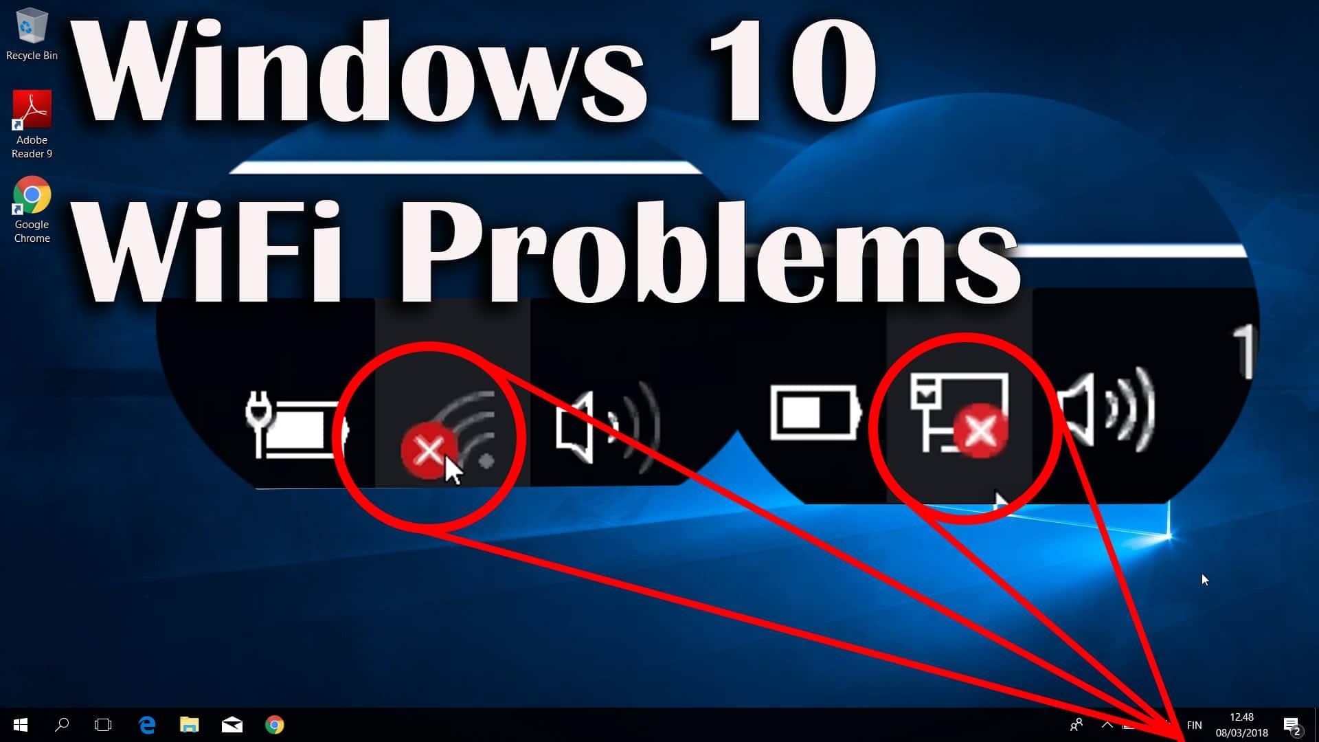 probleme carte wifi windows 10 EasyTechs – Free and Easy To Follow Tech Tutorials